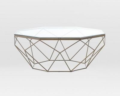 GEOMETRIC SOFA TABLE