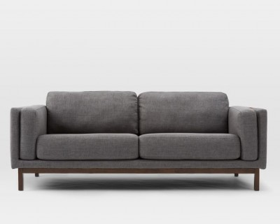 DEKALB FABRIC SOFA
