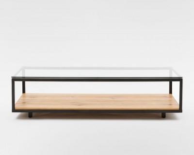 INDUSTRIAL DISPLAY SOFA TABLE