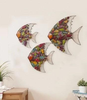 Đồ Trang Trí Color Fish